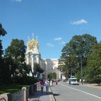 Гуляя по историческим местам... :: Валерий Подорожный