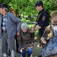 Спасибо всем, кто помог этой старушке. :: Татьяна Помогалова