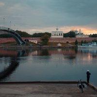 Вечер в городе N :: Евгений Никифоров