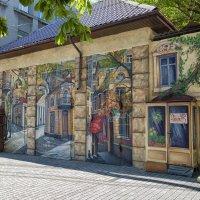 Сказки одесских улиц... :: Вахтанг Хантадзе
