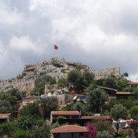 Византийская крепость в Симене. :: Чария Зоя