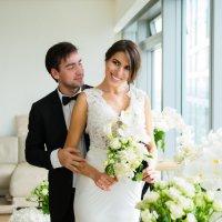 невеста и жених :: Алексей Филимошин