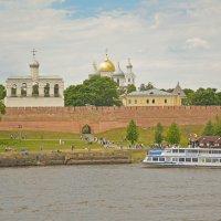 Вид на Новогородский Кремль :: bajguz igor