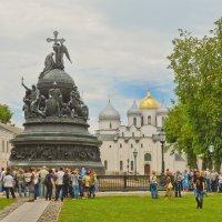 Новогородский Кремль :: bajguz igor