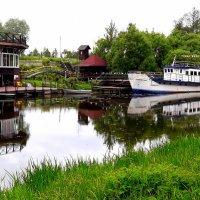 Река Рожайка в Домодедовском районе :: Tata Wolf