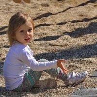 Поиграй со мной в песочек..... :: Tatiana Markova