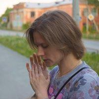 Like a prayer :: Дмитрий Костоусов