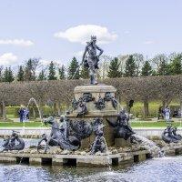 Петергоф. Верхний парк. :: Виктор Орехов