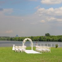 свадебная арка :: Наталья Чернушкина