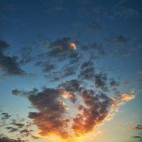 Небо не над Мончестером :: Sergei Knyazev