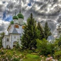 Николо-Вяжи́щский женский монастырь :: Moscow.Salnikov Сальников Сергей Георгиевич