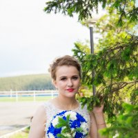 невеста :: Анастасия Шаехова