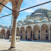 Мечеть Сулеймание в Стамбуле :: Ирина Лепнёва
