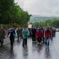 Крестный ход Самара-Ташла 2017 год. :: Павел Кореньков