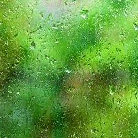 Дождь за окном :: Михаил Шагал