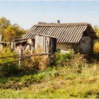 Окраина деревни :: Александр Максимов