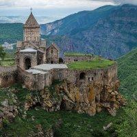 Армения. Татевский монастырь (IX—X век) :: Борис Гольдберг