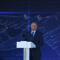 Официальное открытие МАКС 2015 :: Михаил Тищенко