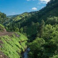 река Малка :: Аnatoly Gaponenko