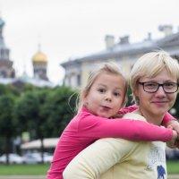 Семейное фото :: Елена Трубникова