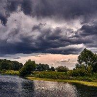 Река Тёша, Арзамас :: Игорь Иванов