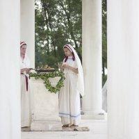 Ритуал в храме Весты :: Albertik Baxton