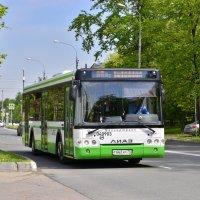 Автобус ЛиАЗ-5292.22 :: Денис Змеев