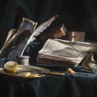 натюрморт с книгами 2 :: Evgeny Kornienko