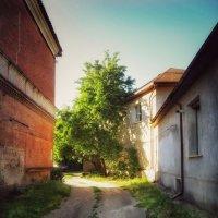 Солнечный дворик :: Ирина Сивовол