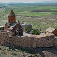 Армения. Хор Вирап :: Борис Гольдберг