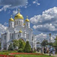 Дивеевские храмы :: Сергей Цветков