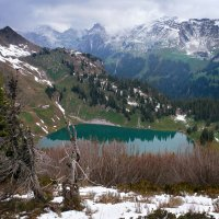 колдовское озеро ... так к себе манит :: Elena Wymann