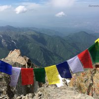 Молитвенные флаги. :: Anna Gornostayeva