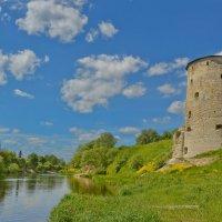 Вид на Гремячую башню и Пскову :: bajguz igor