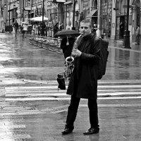 Мелодия дождя :: Sergey Burlakov
