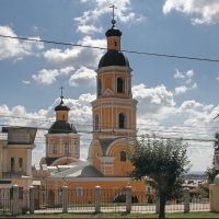 Покровский собор. Пенза :: MILAV V