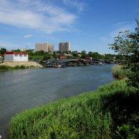 Река Мёртвый Донец :: Нина Бутко