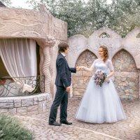 Свадебная фото-картина :: Сергей Митрофанов