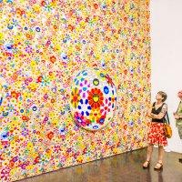 в музее современного искусства :: MVMarina