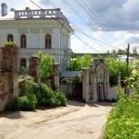 старинная усадьба :: Наталья Сазонова