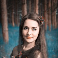 Королева леса.. :: Светлана Курцева