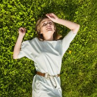 На траве уже пришедшего лета :: Татьяна Шторм