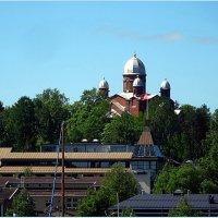Главная лютеранскя церковь Лаппеенранты :: Вера