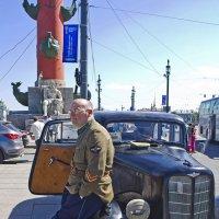 На нем защитна гимнастерка... :: Senior Веселков Петр