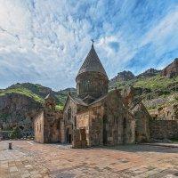 Армения. Гегард :: Борис Гольдберг
