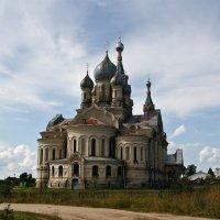 Спасский собор. Кукобой.  Ярославская область :: MILAV V