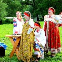 Тургеневские праздни в Орле. :: Борис Митрохин