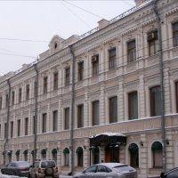 Угловой дом на Пятницкой (Смирновъ) :: Анна Воробьева