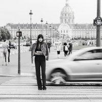 Вспоминая Париж :: Ilgar Gracie