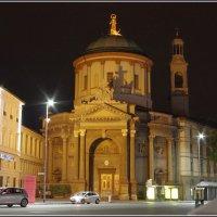 Бергамо. Церковь Santa Maria Immacolata delle Grazie. :: Николай Панов